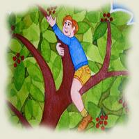 Poezii pentru copii - Amintiri din copilărie IV