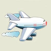 Poezii pentru copii - Ghicitoare despre avion