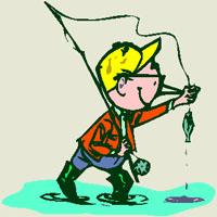 Poezii pentru copii - Băiatul cel bubos şi ghigorţul