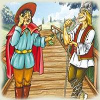 Poezii pentru copii - Boierul şi Păcală