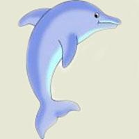 Poezii pentru copii - Ghicitoare despre delfin
