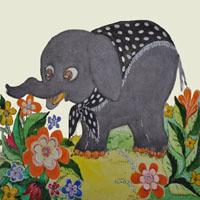 Poezii pentru copii - Ghicitoare despre elefant