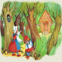 Poezii pentru copii - Hansel şi Gretel