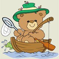 Poezii pentru copii - Crus, Hep şi peştişorul de Aur