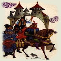 Poezii pentru copii - Povestea lui Harap-Alb