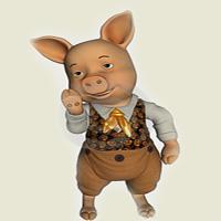Poezii pentru copii - Povestea porcului