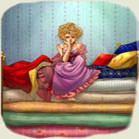 Poezii pentru copii - Prinţesa şi mazărea