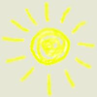 Poezii pentru copii - Ghicitoare despre soare