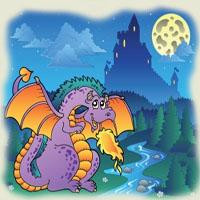 Poezii pentru copii - Spaima zmeilor