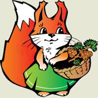Poezii pentru copii - Ghicitoare despre veveriţă