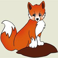 Poezii pentru copii - Ghicitoare despre vulpe
